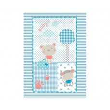 Kikka Boo Baby blanket Fantasia 110*140 cm