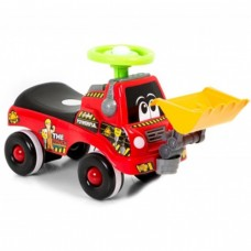 Kikka Boo Ride-On Bulldozer Red