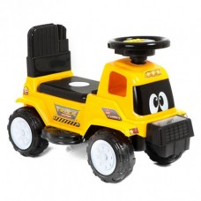 Kikka Boo Кола Ride-On Truck Yellow