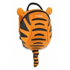 LittleLife Tiger Toddler Backpack with Rein