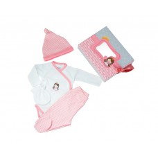 Kikka Boo Gift set for newborn Little princess