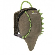 LittleLife Crocodile Toddler Backpack with Rein