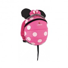 LittleLife MinnieToddler Backpack with Rein