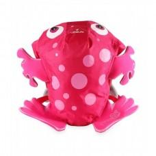 LittleLife Pink Frog Swim Bag