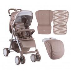 Lorelli Baby stroller Aero Beige