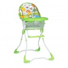 Lorelli Marcel Green Jungle Baby High Chair