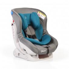Moni Столче за кола Aegis (0-18кг) сиво-син