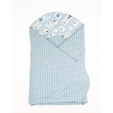 Одеяло за изписване и повиване Retro Boy Motherhood