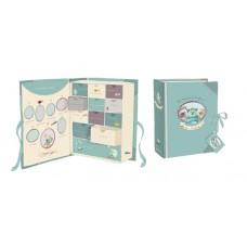 Кутия за сувенири и спомени Опашатковци - Moulin Roty