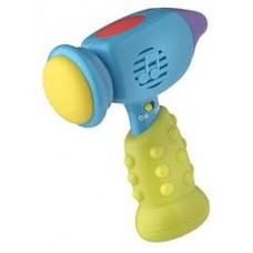 Playgro Активна играчка със светлина и звуци Чук