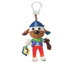 Playgro Активна играчка Kапитан Куче 25 см