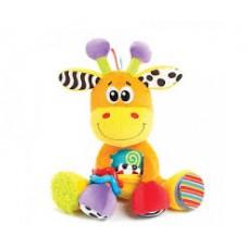 Playgro Активен жираф за гушкане  30см  0м+