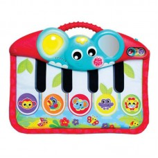 Playgro Music And Lights Piano & Kick Pad for Baby Infant Toddler