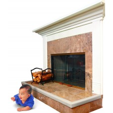 Prince Lionheart Fireplace guard with 2 corners
