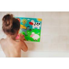 Prince Lionheart Bath Puzzle - Farm