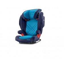 Recaro Monza Nova 2 Seatfix (15-36 кg) Xenon blue