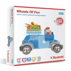 Scotchi Wheels Of Fun