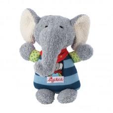 Sigikid Lolo Lombardo Elephant Rattle