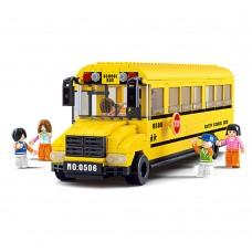 Sluban Large School Bus