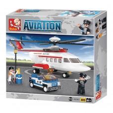 Sluban  Private Helicopter