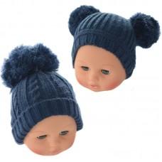 Soft Touch Бебешка шапка