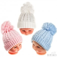 Soft Touch Baby Hat