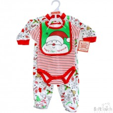 Soft Touch Baby Christmas Clothing