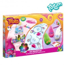 ToTum 3 in 1 Creativity Set