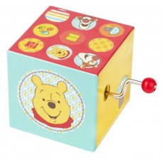 Trousselier Winnie The Pooh Handcrank with Music