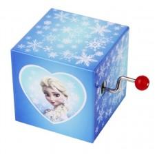 Trousselier Frozen Elsa Musical Handcrank