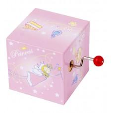 Trousselier Princess Musical Handcrank
