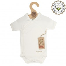 Unique Long-sleeved baby-body in organic cotton
