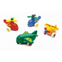 Viking Toys Mini Chubbies Planes