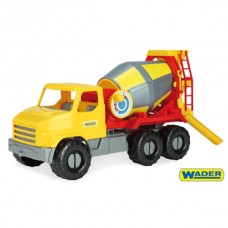 Wader Mixer Truck
