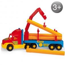 Wader Crane Truck