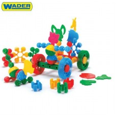 Wader Funny blocks 36 pcs