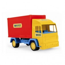 Wader Mini Truck Container