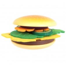 Woody Creat your own hamburger