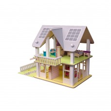 Woody Colourful Doll House