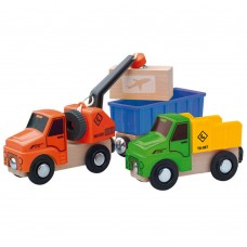 Woody Construction machines