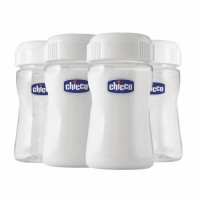 Chicco Wellbeing Milk Containers Bottle 0m+ BPA 0%