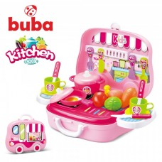 Buba Kitchen Cook Kids Kitchen