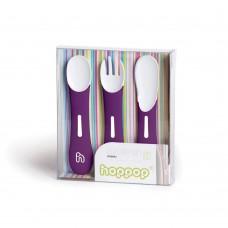Hoppop Baby Cutlery set Manu