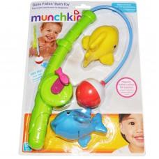 Munchkin Gone Fishin Bath Toy