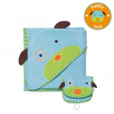 Zoo Hooded Towel - Skip * Hop