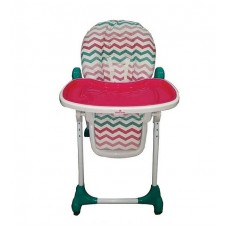 Kikka Boo High chair Zig-Zag Colors