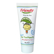 Friendly Organic Baby Gel Toothpaste