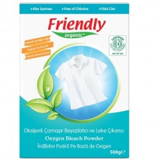 Friendly Organic Oxygen Bleach Powder
