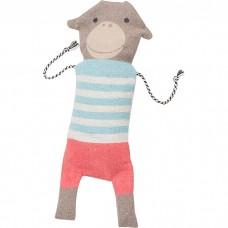 David Fussenegger Бебешко одеяло Juwel 70x90 с кукла