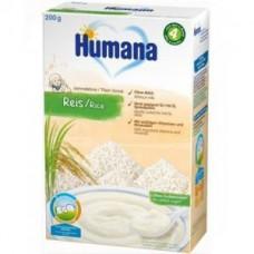 Humana Безмлечна каша с ориз